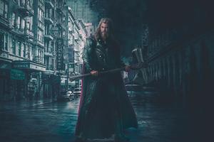 Thor Stormbreaker 4k