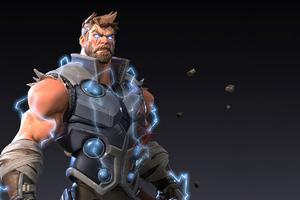 Thor Superhero 4k Wallpaper