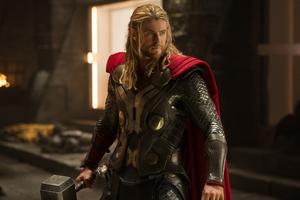 Thor The Dark World Chris Hemsworth Wallpaper