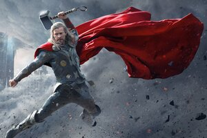 Thor The Dark World Wallpaper