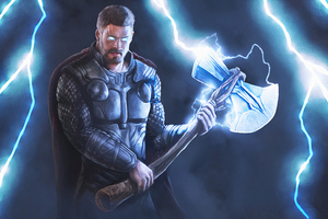 Thor Thunder Guy