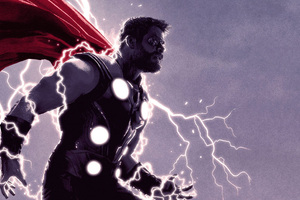 Thor Thunder Lighting