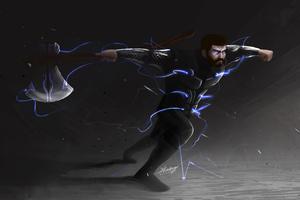 Thor4k 2020 Wallpaper
