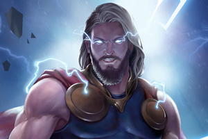 Thor4kart Wallpaper