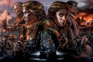 Thronebreaker The Witcher Tales 5k