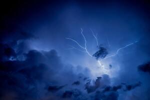Thunder Storm 4k
