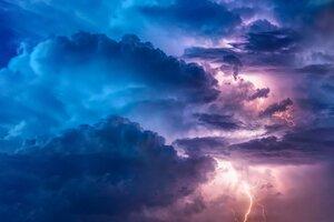 Thunderstorm Lightning 5k