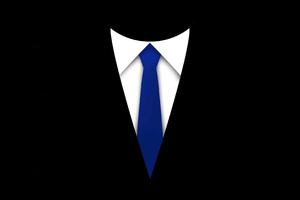 Tie And Suit Wallpaper