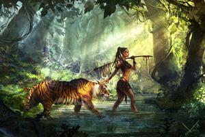 Tiger Guardian 4k