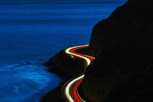 Timelapse Road