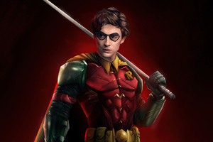 Timothee Chalamet As Robin 4k Wallpaper