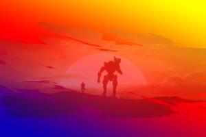 Titanfall 2 Artwork 1080p Wallpaper