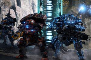 Titanfall 2 Operation Frontier Shield Wallpaper