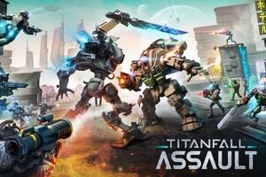 Titanfall Assault 4k Wallpaper