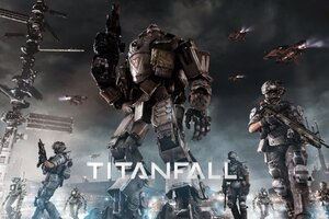 Titanfall HD Game Wallpaper