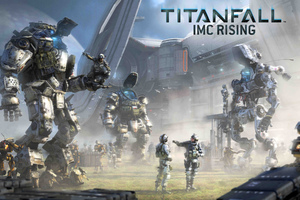 TitanicFall IMC Rising Wallpaper