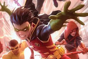 Titans 2020 Artwork Wallpaper
