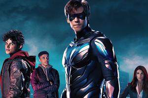 Titans Season 3 4k Wallpaper
