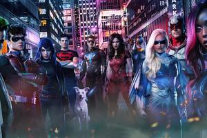Titans Season 3 Wallpaper