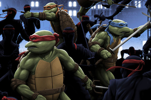 Tmnt Animated 4k