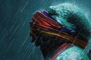 Tmnt Mask Rain