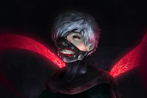 Tokyo Ghoul Ken Kaneki Art