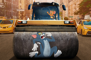Tom And Jerry Animated Movie 10k Wallpaper