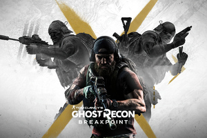 Tom Clancys Ghost Recon Breakpoint 2020 4k