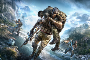 Tom Clancys Ghost Recon Breakpoint Wallpaper