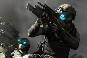 Tom clancys ghost recon future soldier concept Wallpaper