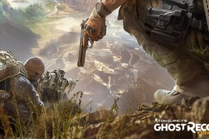 Tom Clancys Ghost Recon Wildlands 4k