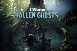 Tom Clancys Ghost Recon Wildlands Fallen Ghosts DLC 4k 8k