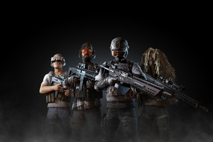 Tom Clancys Ghost Recon Wildlands Ghost War Wallpaper