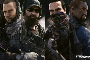 Tom Clancys Ghost Recon Wildlands Ghosts