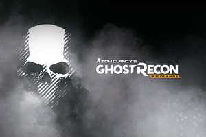 Tom Clancys Ghost Recon Wildlands Skull Wallpaper