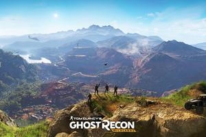 Tom Clancys Ghost Recon Wildlands Wallpaper