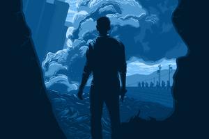 Tom Clancys Jack Ryan Art Wallpaper