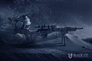 Tom Clancys Rainbow Six Siege Black Ice 8k