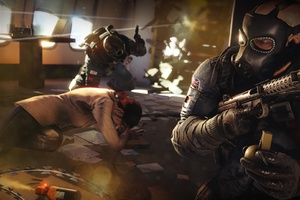 Tom Clancys Rainbow Six Siege Hostage Rescue Wallpaper