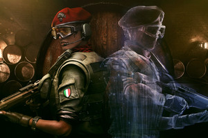 Tom Clancys Rainbow Six Siege Operation Para Bellum Key Art 8k