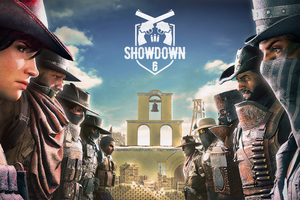 Tom Clancys Rainbow Six Siege Showdown Wallpaper