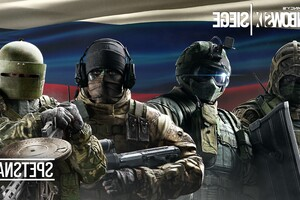 Tom Clancys Rainbow Six Siege Spetsnaz Wallpaper