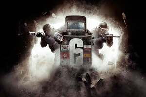 Tom Clancys Rainbow Six Siege Squad 2017 Wallpaper