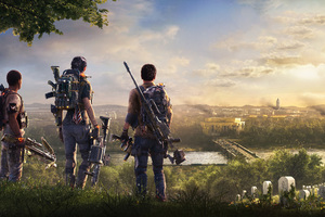 Tom Clancys The Division 2 5k