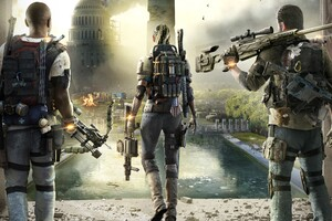 Tom Clancys The Division 2 8k Wallpaper