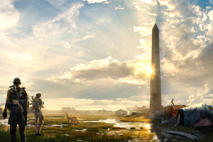 Tom Clancys The Division 2 E3 Wallpaper
