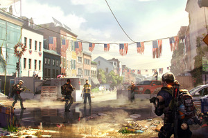 Tom Clancys The Division 2 Wallpaper