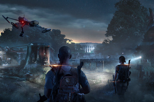 Tom Clancys The Division 2 Game 8k