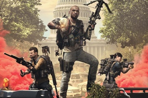 Tom Clancys The Division 2 Game Wallpaper