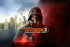 Tom Clancys The Division 2 Warlords Of New York Wallpaper